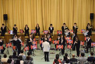 【学生課より】吹奏楽部 第4回定期演奏会