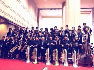 【学生課より】吹奏楽部 ありがとうコンサート 8月26日(日)14:30~