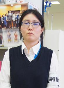 江﨑 愛さん