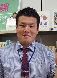 吉木 優友さん