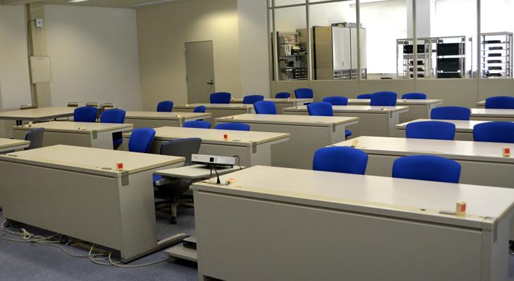 ネットワーク実習室