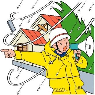 【学生課より】記録的大雨による被害について