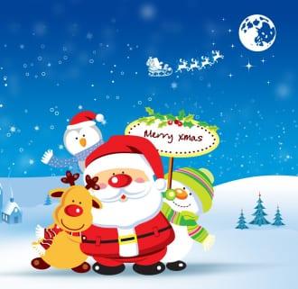 クリスマスパーティーのご案内 12月12日